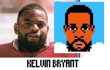 Kelvin Bryant Tecmo Super Bowl